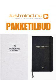 5 Minute Journal + Productivity Planner (Pakketilbud)